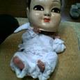 謎の中国人形。
